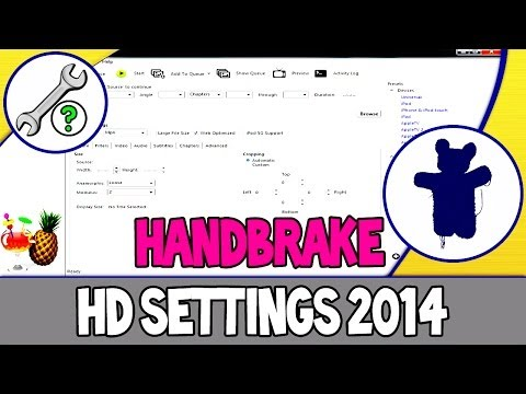 HANDBRAKE   Best Quality Advanced Settings   Tutorial