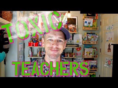 How to Deal With Toxic Teachers   High School Teacher Vlog
