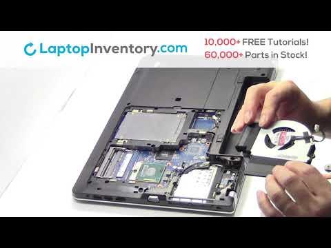 Repair Lenovo Thinkpad E531 Laptop Motherboard and Fan, Dismantle E550 E560 20DH SN5323W
