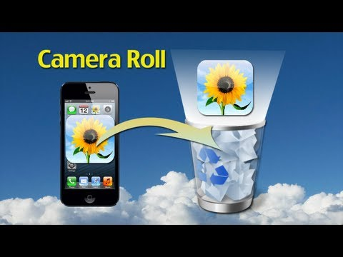 Delete iPhone Pictures: How to Mass Delete Photos from Camera Roll on iPhone 5/4S/4