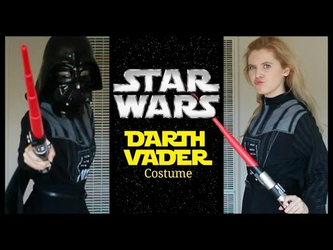 DIY Star Wars Darth Vader Costume Easy and Affordable!