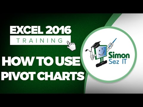 How to Use Pivot Charts in Microsoft Excel 2016