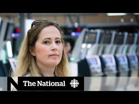 Xxx Mp4 Woman Strip Searched By Canadian Border Agents Still Traumatized 3gp Sex