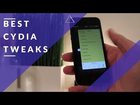 Top Cydia Tweaks For iOS 9 [December 2016]