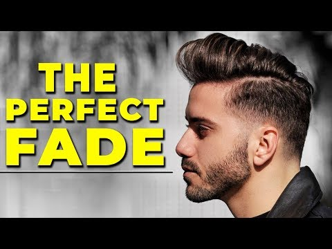 HOW TO GET THE PERFECT FADE | My Current Haircut & Hairstyle 2018 | ALEX COSTA