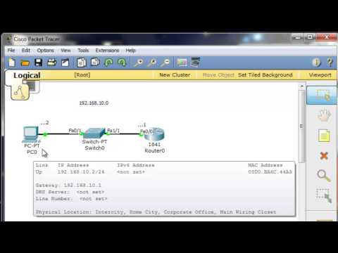 Cisco Packet Tracer | snmp con rip v2