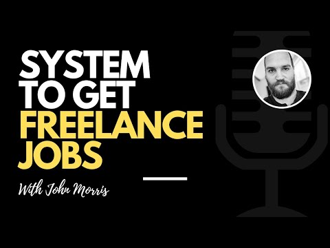 380: Building an online system for getting freelance clients