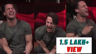 Asim Riaz funny moments in bb13 ! Asim Riaz talking About his Past Incidence! Big Boss Funny Moment