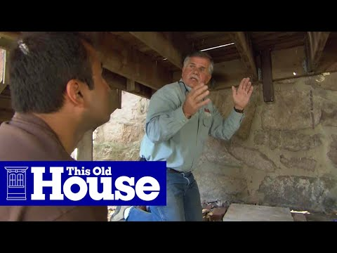 How to Safely Attach a Deck to a House - This Old House