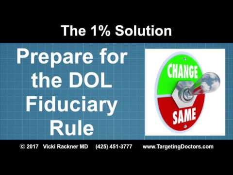 Prepare for the DOL Fiduciary Rule