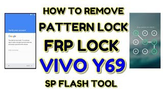 Vivo Y69 7 0 Frp Reset, Vivo Pattern, Pin, Password Reset