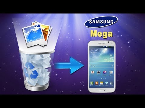 How to Recover Deleted Photos/Pictures from Samsung Mega 2?