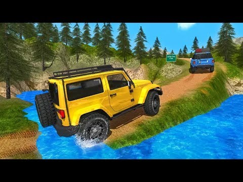 OFFROAD DRIVING 3D ANDROID GAMEPLAY #KIDS CAR RACING GAMES TO PLAY #DRIVING SIMULATOR FOR CHILDREN