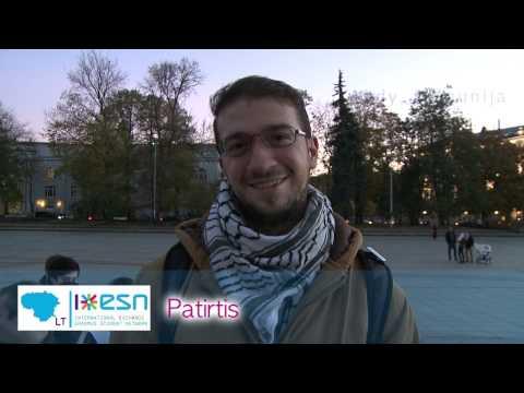 Erasmus vienija (for Global Education Week) (Full version)