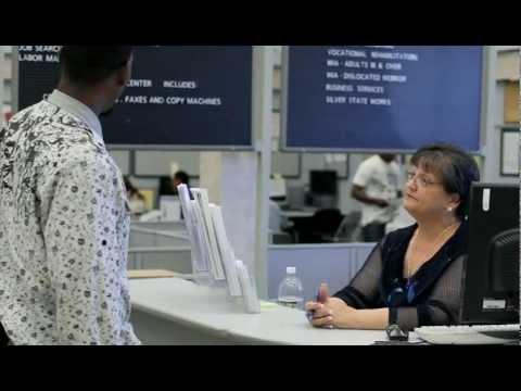 Nevada JobConnect Introduction - English