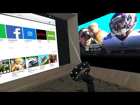 ONEGUIDE/Hauppauge Digital Antenna Streaming in Mixed Reality