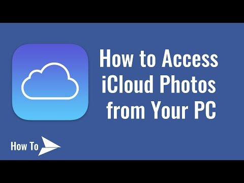 How to Access iCloud Photos from Your PC