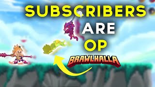 NERF THE VIEWERS! - Brawlhalla Community Highlights #1