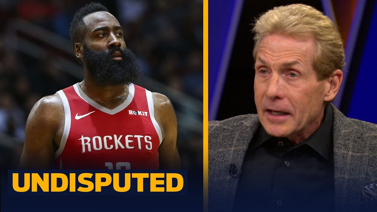 Skip Bayless says James Harden's 57-point game was his 'most amazing performance'   NBA   UNDISPUTED