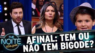 Márcia Goldschmidt resolve treta entre Danilo e Ricardo | The Noite (16/11/17)