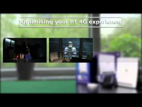 Video Manual - Setting Up Your P1 Desktop Modem