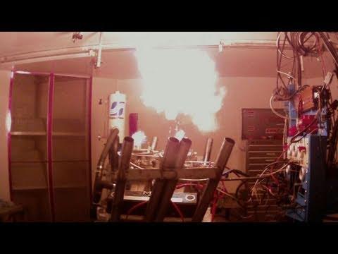 Rat Rod Engine Dyno Testing - Zoomies!