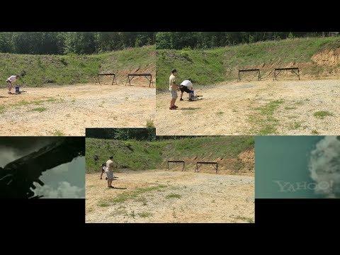 3 Gun Competition Upstate 3 Gun!! KB32 Kicks It Hard!!!