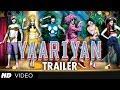 Yaariyan Theatrical Trailer (Official)   Himansh Kohli, Rakul Preet, Nicole Faria, Dev Sharma