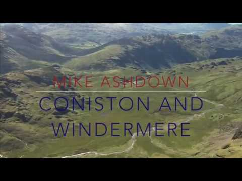 Coniston and Windermere