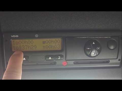 #6 Tips & Tricks - Inserting A Digital Tachograph Card