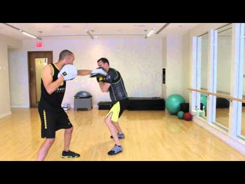 Boxing Combination Builder series. Offense and defence Variations