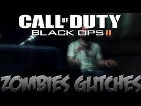 BLACK OPS 2 Invincibility Glitch Tutorial (Black Ops 2 Zombies Tranzit Glitch)