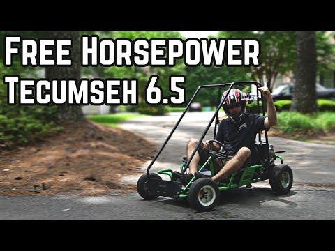 5 Free Mods to Increase Go Kart Horsepower! Pt. 2