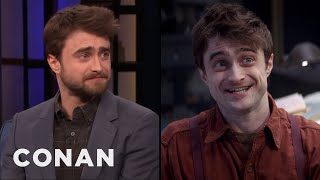 Download Daniel Radcliffe: ″Miracle Workers″ Is Funny, Dark, & Sweet - CONAN on TBS Video