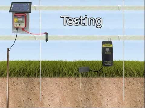 8. Testing Your Electric Fence