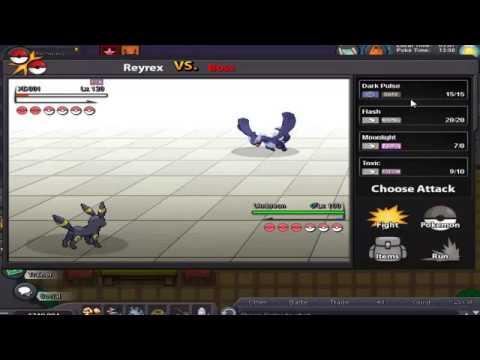 boss sevii island - pokemon revolution online