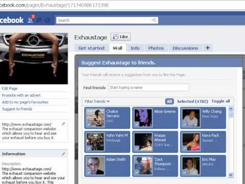 Toggle all, select all, add all facebook friends to fan page and group button. NEW CODE