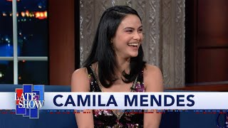 "Camila Mendes Had To Gloss Up For Her Role On ""Riverdale"""