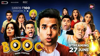 Booo Sabki Phategi | 2 Days To Go | Tusshar Kapoor | Mallika Sherawat | Krushna | Kiku |  ALTBalaji