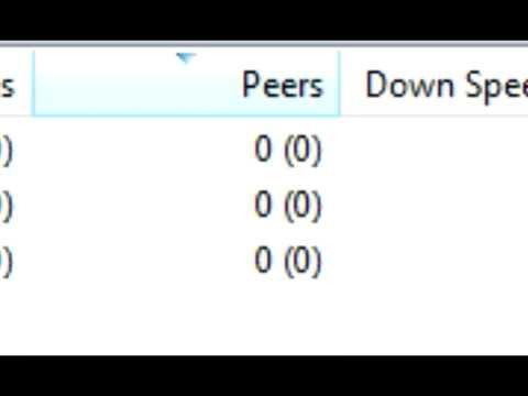 µTorrent vista problem plz help