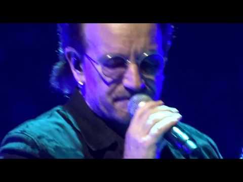 U2 - 2018 - The Ocean & Iris (HD) - Boston 06-21-2018 (Filmed from GA Edge's Side)