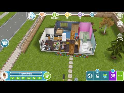 Easy hack to get Money on the sims freeplay