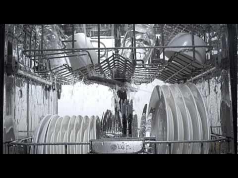 LG Dishwasher - Rinse Aid
