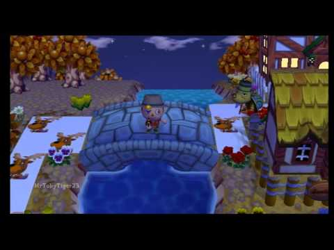 Animal Crossng: City Folk - The Golden Fishing Rod