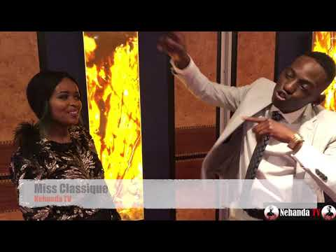 When Miss Classique met comedian Munashe - INTERVIEW
