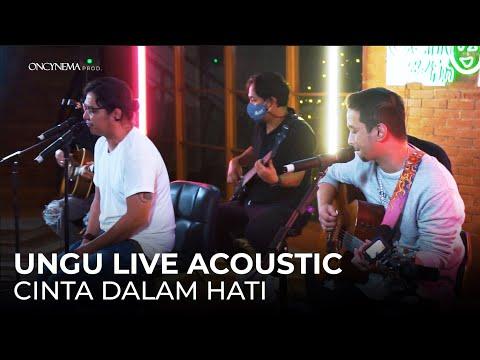 Download Live Acoustic Ungu - Cinta Dalam Hati at GEN FM (Guitar Cam) MP3 Gratis