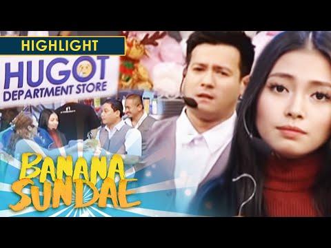 Banana Sundae: Hugot Department Store