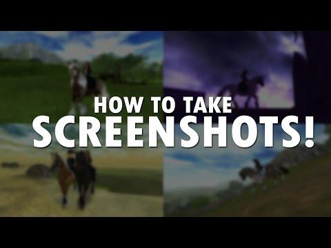 SSO \\ How To Take Screenshots
