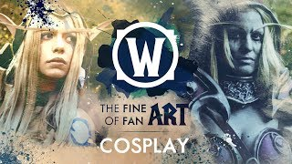 The Fine Art of Fan Art: Episode 2 – Cosplay (English subtitles)