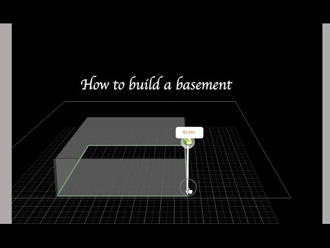 HOW TO: build a basement in Sims 4